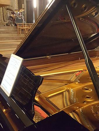 Benefizkonzert mit Lars Vogt – Klavierabend