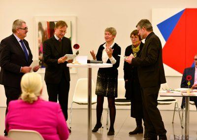Gäste im Dialog